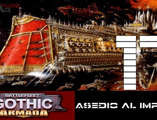 Battlefleet Gothic: Armada – Asedio al Imperio #17