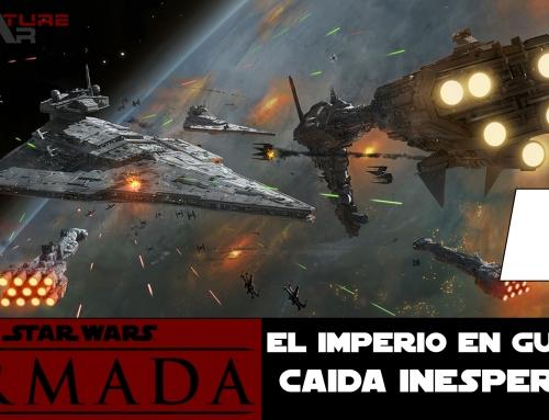 Star Wars ARMADA – El Imperio en guerra: Caida inesperada #4