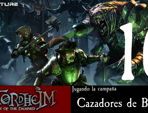 Mordheim city of the damned: Cazadores de Brujas #10