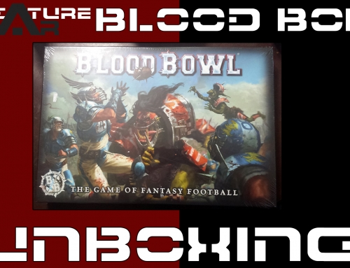 Unboxing – Blood Bowl